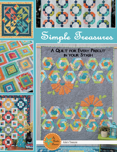 Simple Treasures front cover