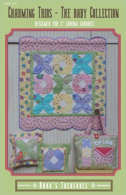Charming Trios - The Baby Collection  ANK270
