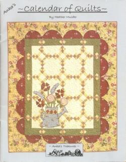 Calendar of Quilts  ANK231
