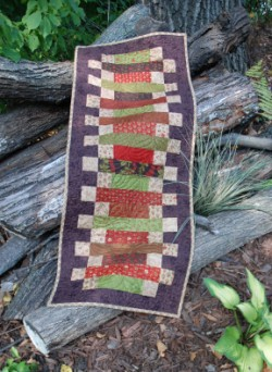 Chutes and Ladders Table Runner