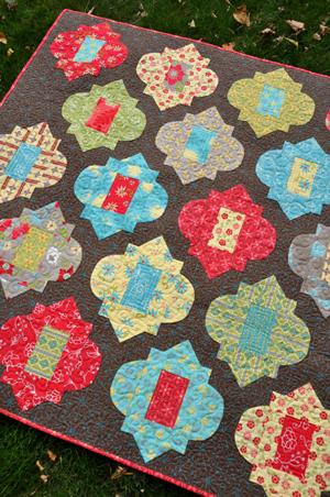 Moroccan Tiles - Summer House Version
