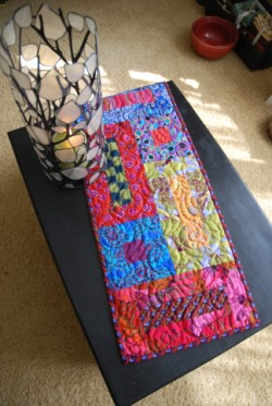 Keyholes Table Runner