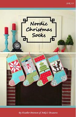 Nordic Christmas Socks