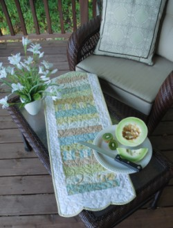 Pickety Sticks Table Runner