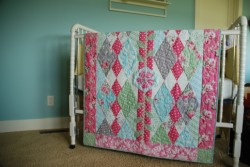 Sweet and Sassy Crib Quilt
