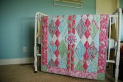 Sweet and Sassy Crib Quilt