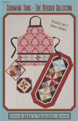 Charming Trios - The Kitchen Collection  ANK271