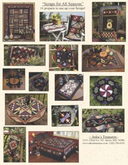 Scraps for All Seasons  ANK242