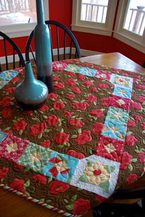 Touch of Class Tablecloth - color option